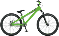 Велосипед SCOTT Voltage YZ 0.3 24""
