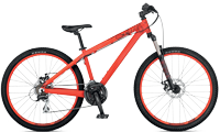 Велосипед SCOTT Voltage YZ 30 красный